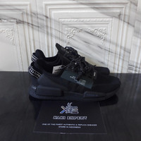 Adidas Nmd R1 V2 Black Reflective Premium quality