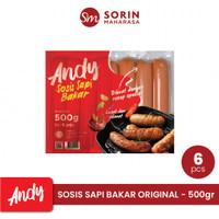 Andy Sosis Sapi Bakar Ori isi 6