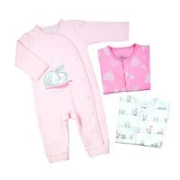 Itsybaby - baby sleepsuit premium motif sleepy (buka kaki) - 0-3 Bulan