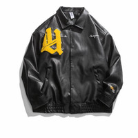 Vintage varsity jacket Unitemind Earth Home unisex men women