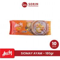 Andy Siomay Ayam