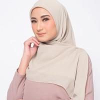 ZM Zaskia Mecca - Sana Khaky Hijab Kerudung Segi Empat