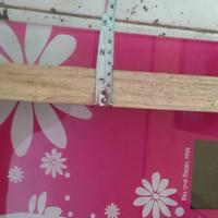 balok kayu sonokeling putih