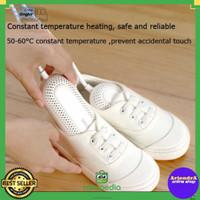 Alat Pengering Sepatu Elektrik with Controller 10W - Putih