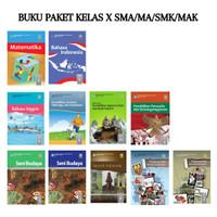 BUKU PAKET BSE KELAS X SMA/MA SMK/MAK