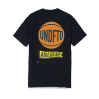 Undefeated Big Ball T-Shirt Black - S