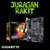 Gigabyte B450M S2H (AM4, AMD Promontory B450, DDR4, USB3.1, SATA3)