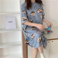 133C - Baju Tidur Korea Style   Daster IMPORT Piyama Mickey Elmo