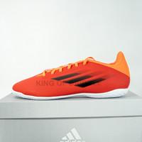 Sepatu Futsal Adidas X Speedflow 4 IN Red FY3346 Original BNIB