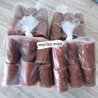 gula merah organik / gula aren asli / gula jawa brown sugar palm 500gr