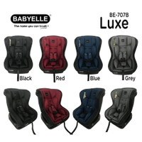 BABYELLE Luxe Car seat BE707 / dudukan mobil bayi baby elle