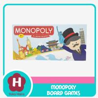 Monopoli Mainan Anak Board Games Hologram
