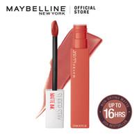Maybelline Liquid Matte Lipstick Make Up Superstay Matte Ink