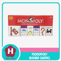 Monopoli Mainan Keluarga Board games