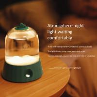 Humidifier Diffuser H2O LED pengharum ruangan Aroma Therapy diffuser