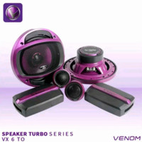 Speaker Split Venom VX 6 TO Garansi Resmi Venom