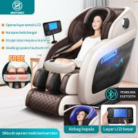 Kursi pijat mewah otomatis sofa pijat listrik canggih pijat cerdas