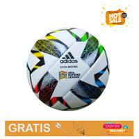 BOLA SEPAK ORIGINAL ADIDAS OFFICIAL MACH BALL UEFA NATIONS LEAGUE