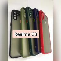 My Choice Case Bumper Aero + Ring Camera Realme C3