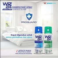 WIZ24 DISINFECTANT SPRAY 300ML