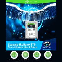 Harddisk HDD 1TB 2TB 4TB 6TB 8TB 10TB 12TB Seagate Skyhawk 1 Tahun