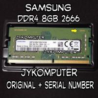 TERBAIK SAMSUNG M471A1K43CB1 - CTD 8GB PC4-2666V Ram Laptop SODIM memo