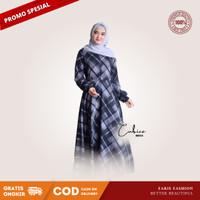 FF Gamis Monalisa Series Cubica Dress Premium Quality