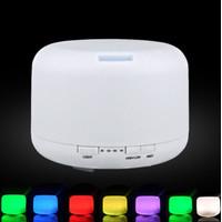 ELFYDO - Humidifier Air 500ML/300ML Ultrasonic Aroma Diffuser Colorful