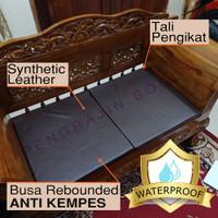 Bantal Alas Kursi Kayu 50x50cm Sofa Duduk Lesehan Meditasi pillow