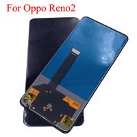 LCD OPPO RENO 2 FULLSET TOUCHSCREEN ORI OEM