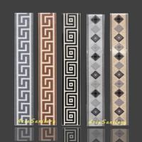 List Plint Keramik 10x60 cm glossy