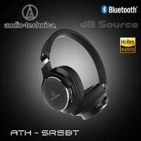Audio Technica ATH SR5BT Hi-Res On Ear Bluetooth Headphone / SR5 BT