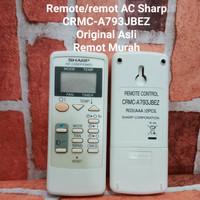 REMOTE AC SHARP CRMC-A793JBEZ ORIGINAL