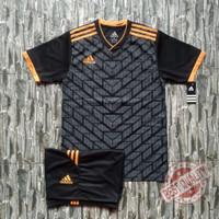 Jersey bola setelan futsal olahraga Kaos bola setelan baju futsal COD - XL