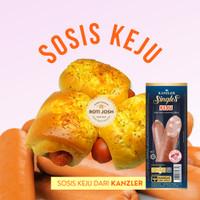 Roti Sosis Keju - Roti Josh