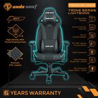 AndaSeat Throne Series Premium Lightening Kursi Gaming Chair