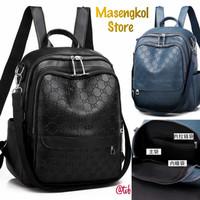 tas wanita ransel import branded batam murah kerja sekolah tf8995L - Display
