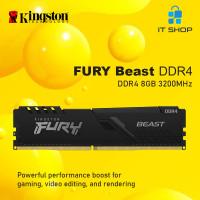 Kingston Fury BEAST 8GB DDR4 - 3200MHz