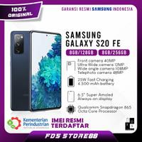 Samsung Galaxy S20 FE Snapdragon 8/128GB 8/256GB Garansi Resmi SEIN