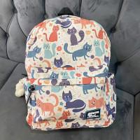 Joshee Tas Ransel wanita Backpack wanita backpack pria YX 8655