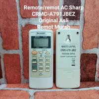 REMOTE AC SHARP CRMC-A791JBEZ ORIGINAL