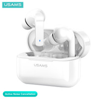 USAMS LY06 ANC TWS Bluetooth Earbuds Active Noise Cancelling