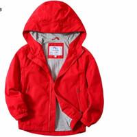 Jaket anak /jaket winter / jaket parasut anak - Merah, 2-3 tahun