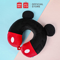 MINISO Mickey Minnie Mouse Collection Memory Cotton U Bantal Leher