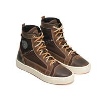 Sneakers Exodos57 INILOKALINIKOLABORASI X RIDWAN KAMIL (BROWN)