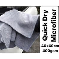Kain Microfiber Quick Dry Edgless 40x40cm super halus soft