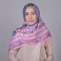 Zoya Kerudung Hijab Segi Empat Leona Scarf