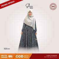 FF Gamis Monalisa Mayung Silvia Dress Premium Quality