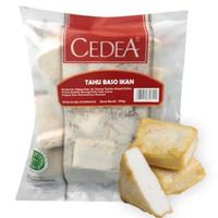 Cedea Tahu Baso Ikan 500gr