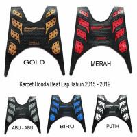 Keset Motor monster Beat/Karpet Beat Esp Street Tahun 2015/ 2017/ 2019